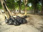 Limpieza de Costas Rio San Juan