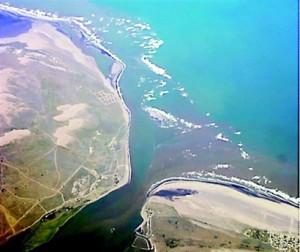Desembocadura de Rio