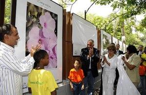 Inaguración Exposición Biodiversidad