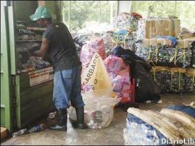 Reciclaje en Punta Cana Beach Resort