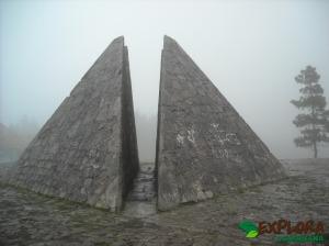 Piramides de Valle Nuevo