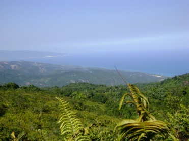 Vista desde Loma, Cachote