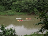 Kayak en Rio Chavon