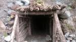 Tunel de la mina